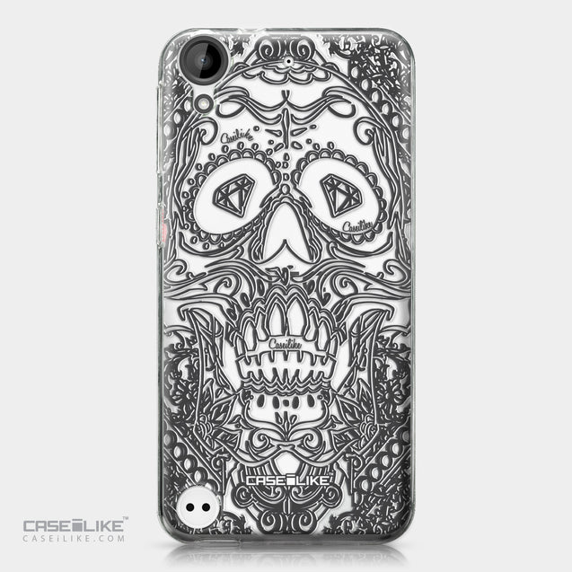 HTC Desire 530 case Art of Skull 2524 | CASEiLIKE.com