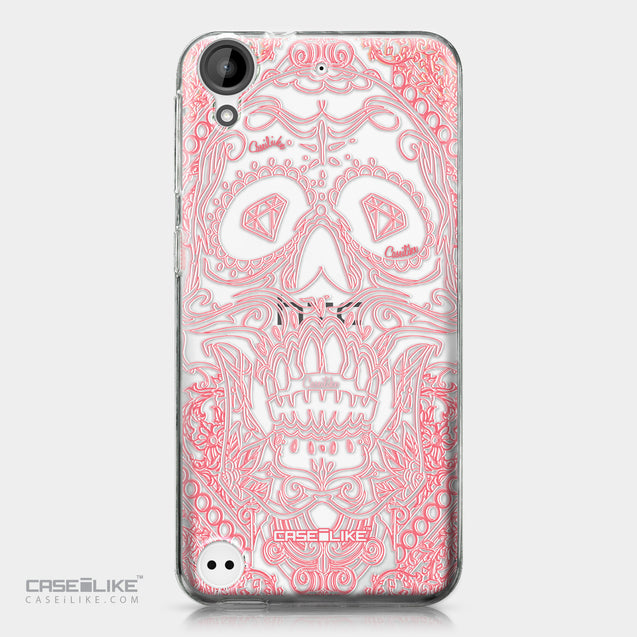 HTC Desire 530 case Art of Skull 2525 | CASEiLIKE.com