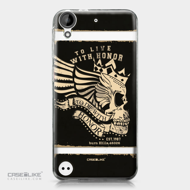 HTC Desire 530 case Art of Skull 2529 | CASEiLIKE.com