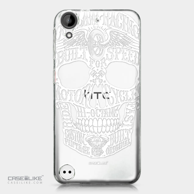 HTC Desire 530 case Art of Skull 2530 | CASEiLIKE.com