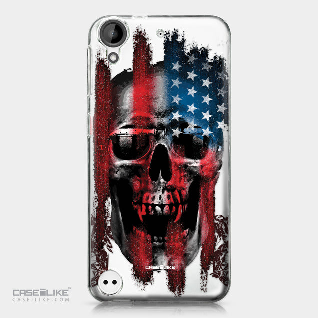 HTC Desire 530 case Art of Skull 2532 | CASEiLIKE.com