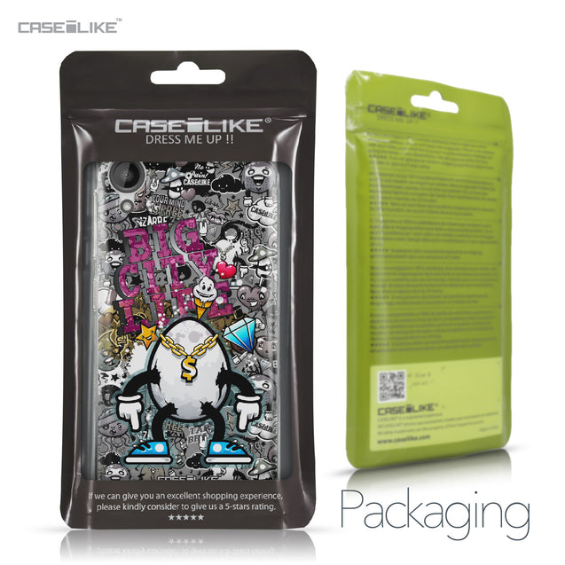 HTC Desire 530 case Graffiti 2704 Retail Packaging | CASEiLIKE.com