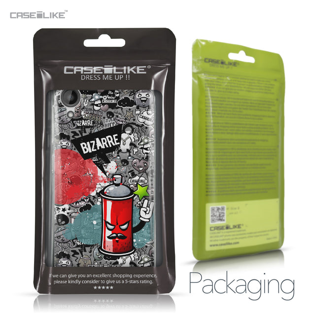 HTC Desire 530 case Graffiti 2705 Retail Packaging | CASEiLIKE.com