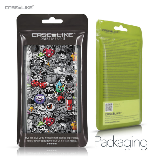 HTC Desire 530 case Graffiti 2709 Retail Packaging | CASEiLIKE.com