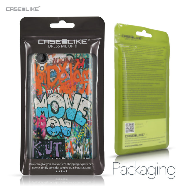 HTC Desire 530 case Graffiti 2722 Retail Packaging | CASEiLIKE.com