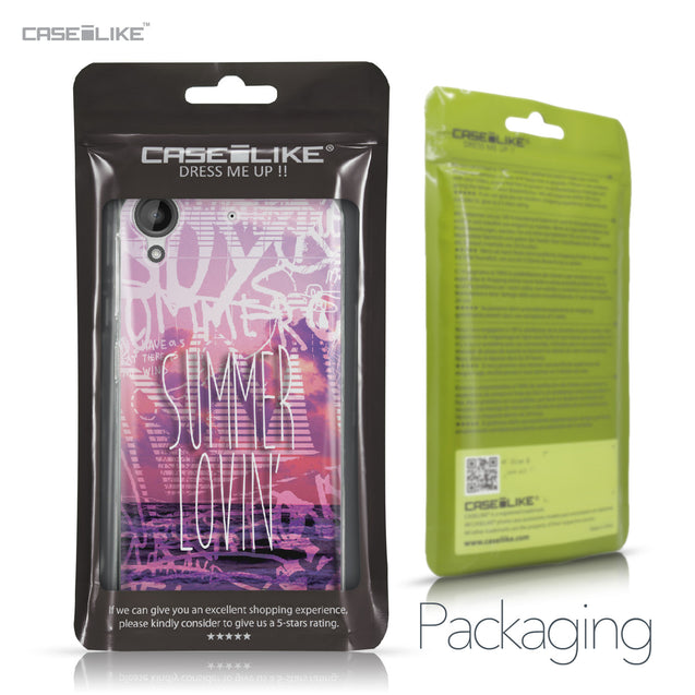 HTC Desire 530 case Graffiti 2727 Retail Packaging | CASEiLIKE.com
