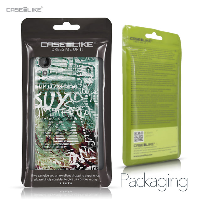 HTC Desire 530 case Graffiti 2728 Retail Packaging | CASEiLIKE.com