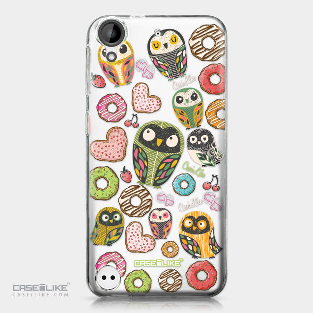 HTC Desire 530 case Owl Graphic Design 3315 | CASEiLIKE.com