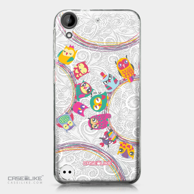 HTC Desire 530 case Owl Graphic Design 3316 | CASEiLIKE.com