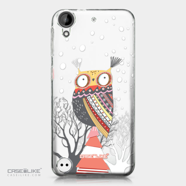 HTC Desire 530 case Owl Graphic Design 3317 | CASEiLIKE.com