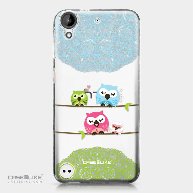 HTC Desire 530 case Owl Graphic Design 3318 | CASEiLIKE.com