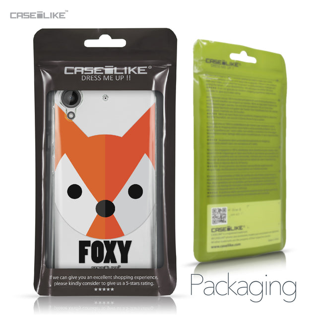 HTC Desire 530 case Animal Cartoon 3637 Retail Packaging | CASEiLIKE.com