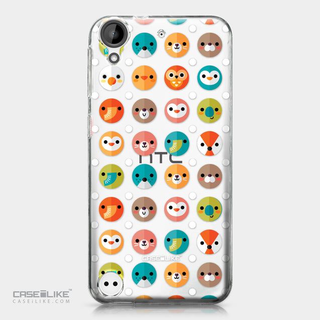HTC Desire 530 case Animal Cartoon 3638 | CASEiLIKE.com