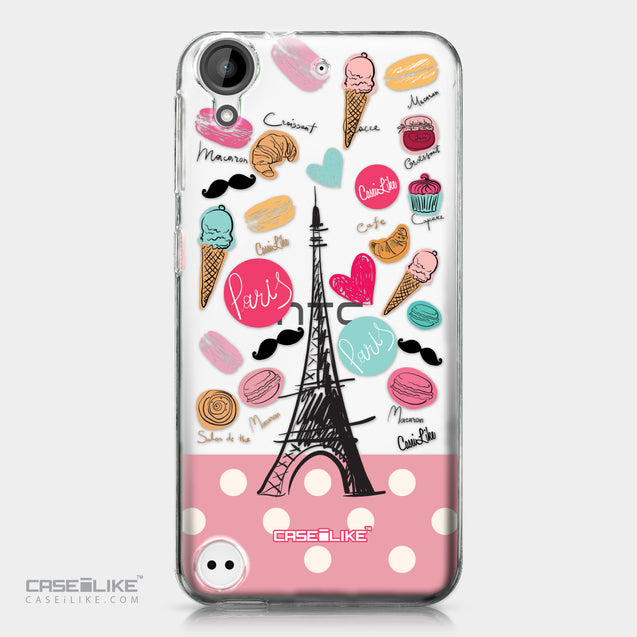 HTC Desire 530 case Paris Holiday 3904 | CASEiLIKE.com