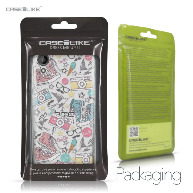 HTC Desire 530 case Paris Holiday 3906 Retail Packaging | CASEiLIKE.com