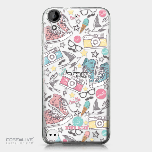 HTC Desire 530 case Paris Holiday 3906 | CASEiLIKE.com