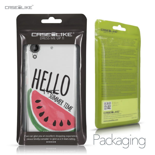 HTC Desire 530 case Water Melon 4821 Retail Packaging | CASEiLIKE.com