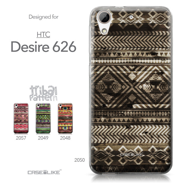 HTC Desire 626 case Indian Tribal Theme Pattern 2050 Collection | CASEiLIKE.com
