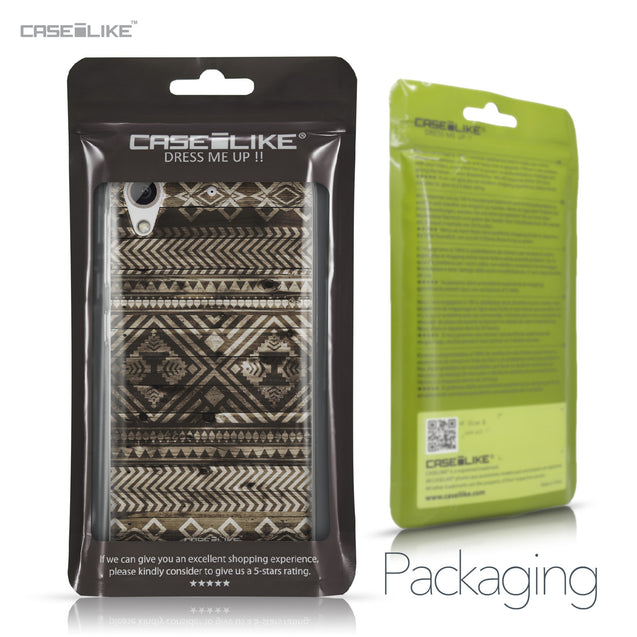 HTC Desire 626 case Indian Tribal Theme Pattern 2050 Retail Packaging | CASEiLIKE.com
