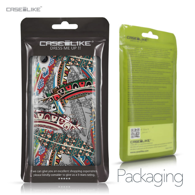 HTC Desire 626 case Indian Tribal Theme Pattern 2055 Retail Packaging | CASEiLIKE.com