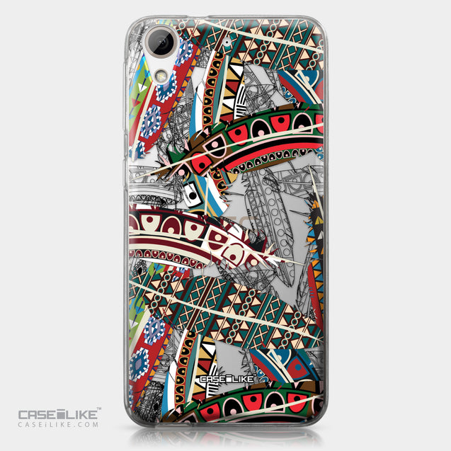 HTC Desire 626 case Indian Tribal Theme Pattern 2055 | CASEiLIKE.com
