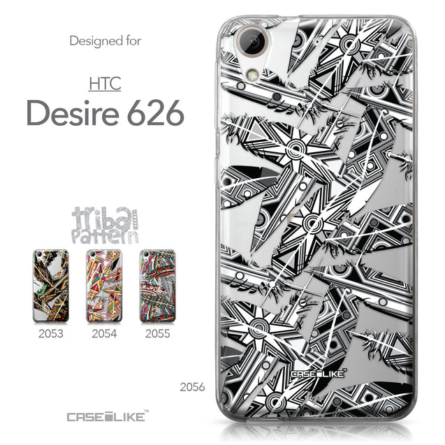 HTC Desire 626 case Indian Tribal Theme Pattern 2056 Collection | CASEiLIKE.com