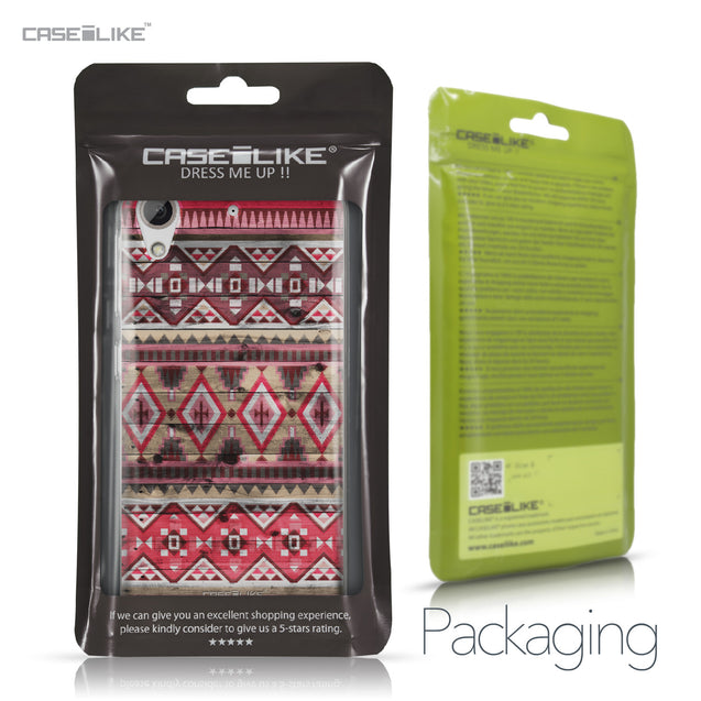 HTC Desire 626 case Indian Tribal Theme Pattern 2057 Retail Packaging | CASEiLIKE.com