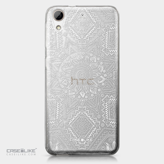 HTC Desire 626 case Indian Line Art 2061 | CASEiLIKE.com