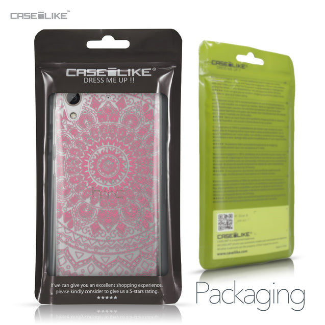 HTC Desire 626 case Indian Line Art 2062 Retail Packaging | CASEiLIKE.com