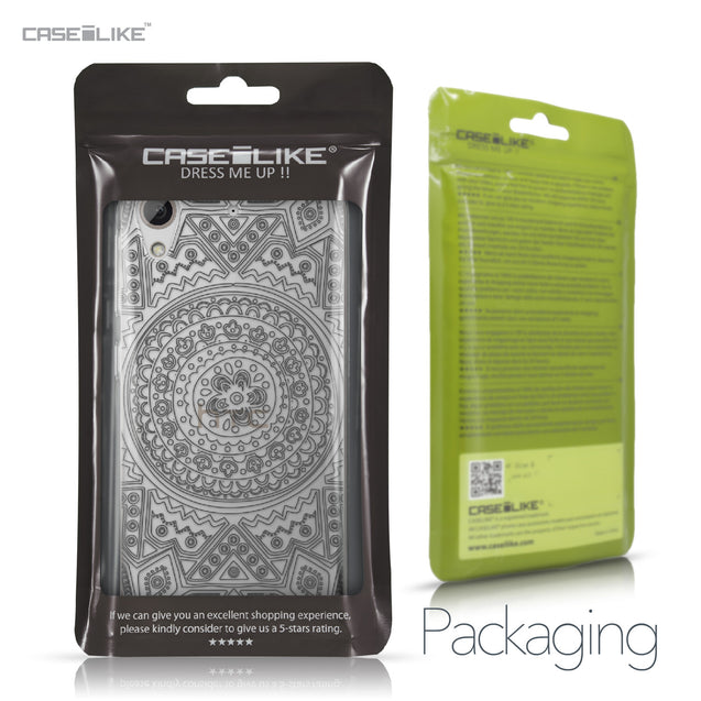 HTC Desire 626 case Indian Line Art 2063 Retail Packaging | CASEiLIKE.com