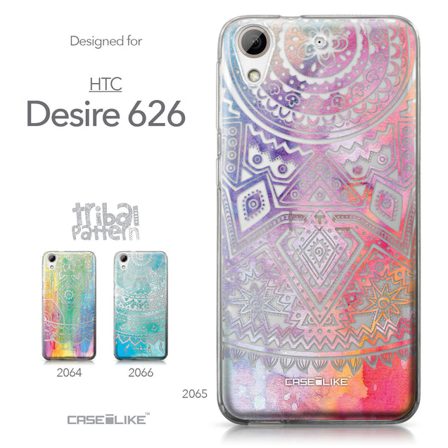HTC Desire 626 case Indian Line Art 2065 Collection | CASEiLIKE.com