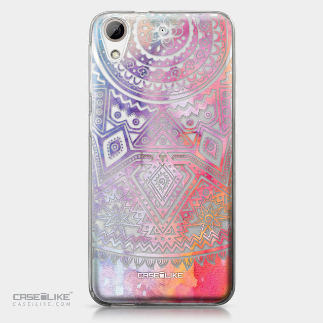 HTC Desire 626 case Indian Line Art 2065 | CASEiLIKE.com