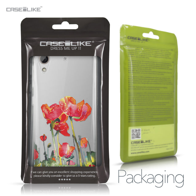HTC Desire 626 case Watercolor Floral 2230 Retail Packaging | CASEiLIKE.com