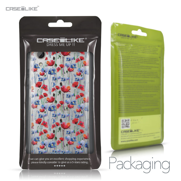 HTC Desire 626 case Watercolor Floral 2233 Retail Packaging | CASEiLIKE.com