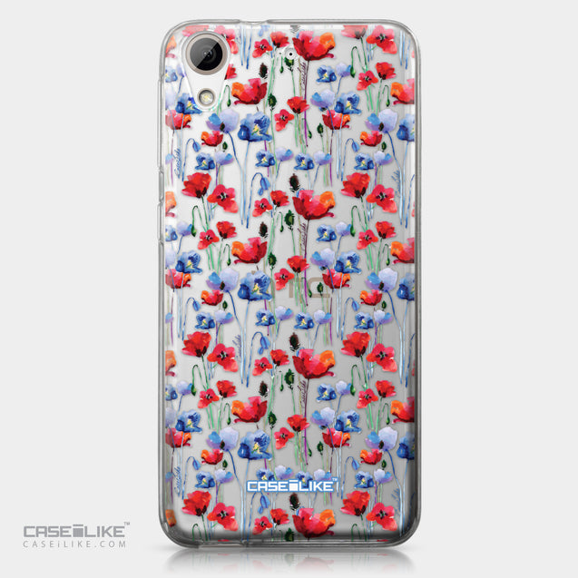 HTC Desire 626 case Watercolor Floral 2233 | CASEiLIKE.com