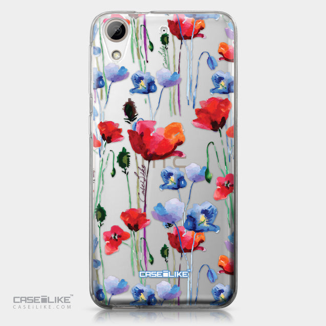 HTC Desire 626 case Watercolor Floral 2234 | CASEiLIKE.com