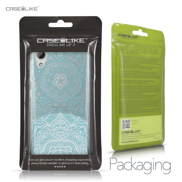 HTC Desire 626 case Mandala Art 2306 Retail Packaging | CASEiLIKE.com