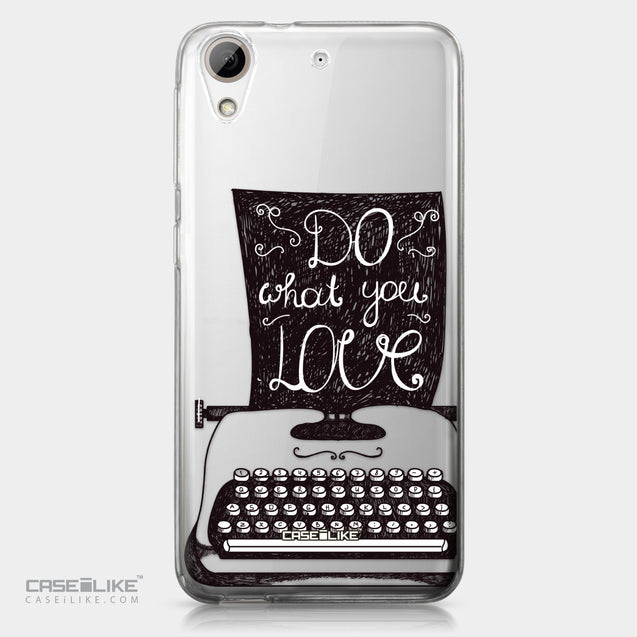 HTC Desire 626 case Quote 2400 | CASEiLIKE.com