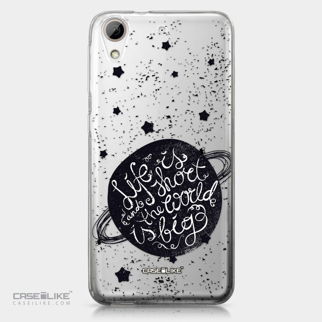 HTC Desire 626 case Quote 2401 | CASEiLIKE.com
