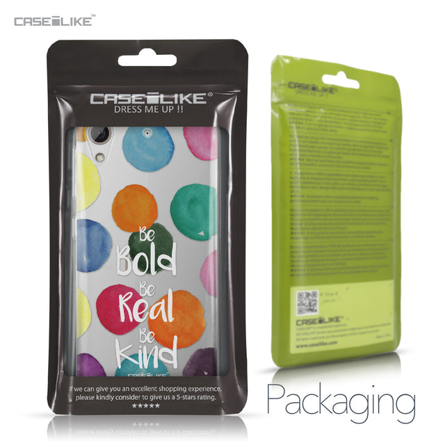HTC Desire 626 case Quote 2420 Retail Packaging | CASEiLIKE.com