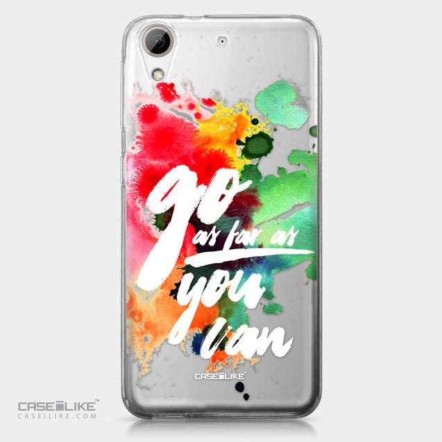 HTC Desire 626 case Quote 2424 | CASEiLIKE.com