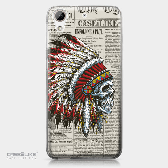 HTC Desire 626 case Art of Skull 2522 | CASEiLIKE.com