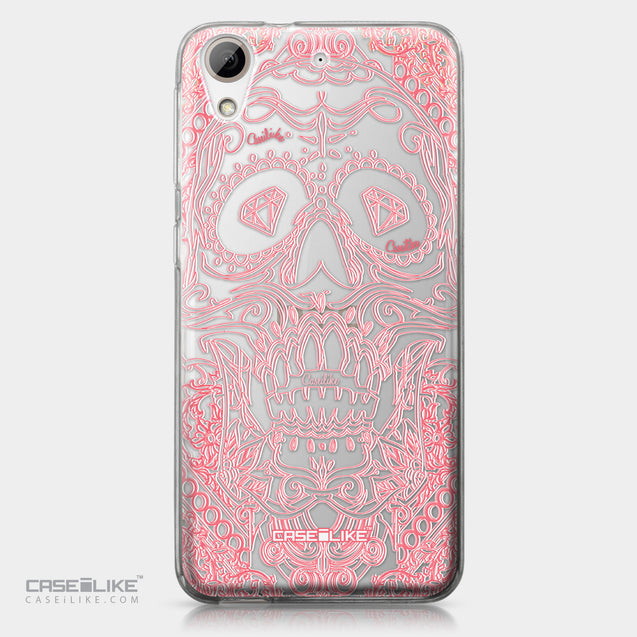 HTC Desire 626 case Art of Skull 2525 | CASEiLIKE.com
