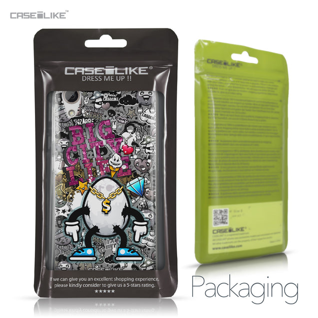 HTC Desire 626 case Graffiti 2704 Retail Packaging | CASEiLIKE.com