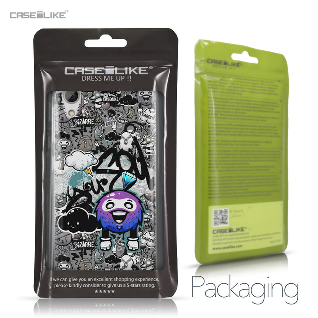 HTC Desire 626 case Graffiti 2706 Retail Packaging | CASEiLIKE.com