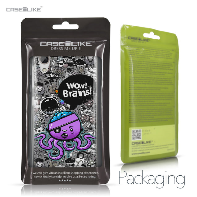 HTC Desire 626 case Graffiti 2707 Retail Packaging | CASEiLIKE.com