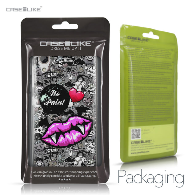HTC Desire 626 case Graffiti 2708 Retail Packaging | CASEiLIKE.com