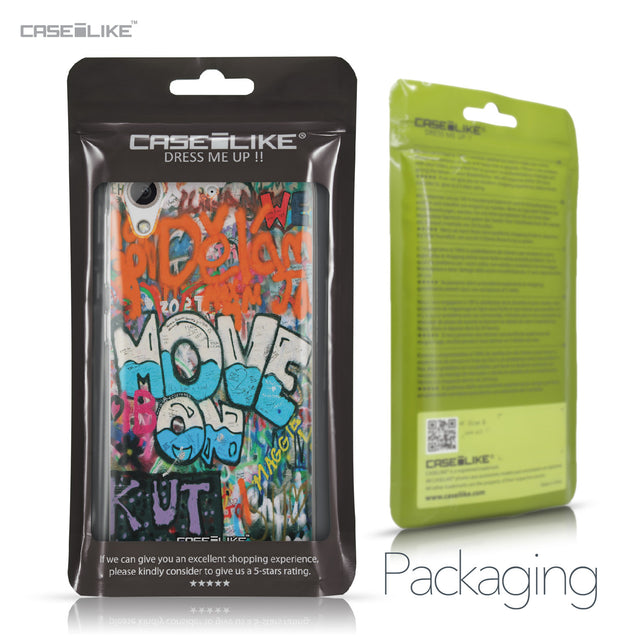 HTC Desire 626 case Graffiti 2722 Retail Packaging | CASEiLIKE.com