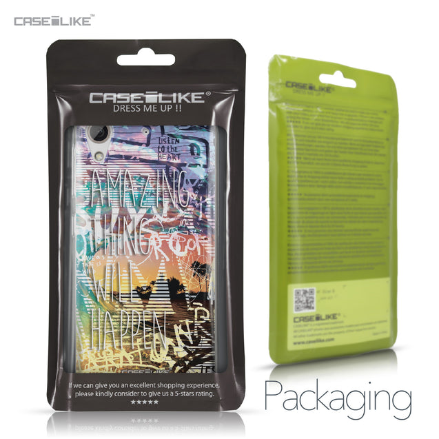 HTC Desire 626 case Graffiti 2729 Retail Packaging | CASEiLIKE.com