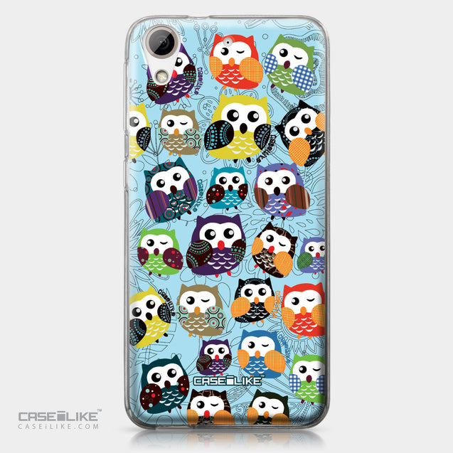 HTC Desire 626 case Owl Graphic Design 3312 | CASEiLIKE.com